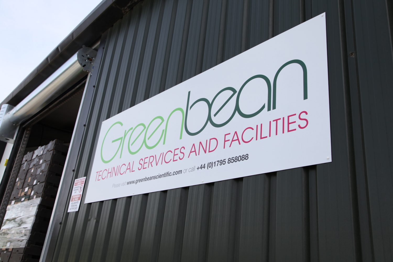 Greenbean Scientific Case Study - Kent Science Park